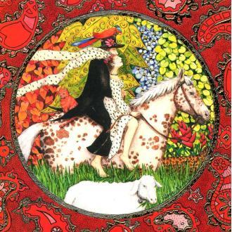 Balade nuptiale 31 - carte postale