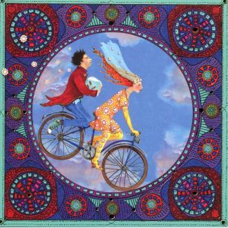 Mariage en tandem 49, carte postale