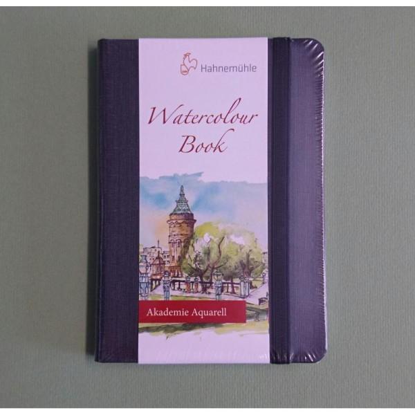 Watercolour Book A6 200g Hahnemuhle - Photo n°1