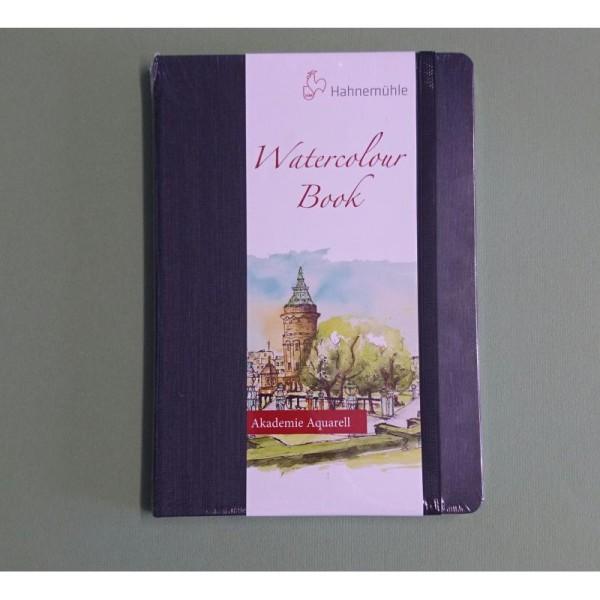 Watercolour Book A5 200g Hahnemuhle - Photo n°1