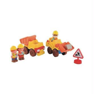 Elc - 137056 - Jouet De Premier Age - Véhicule De Construction
