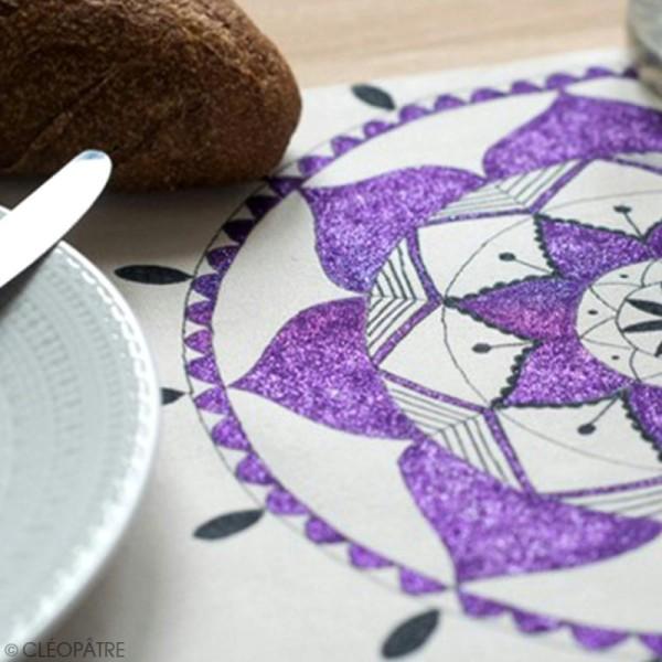 Enduit plastifiant pour tissus Texti'Plast Cléopâtre - 250 g - Photo n°2