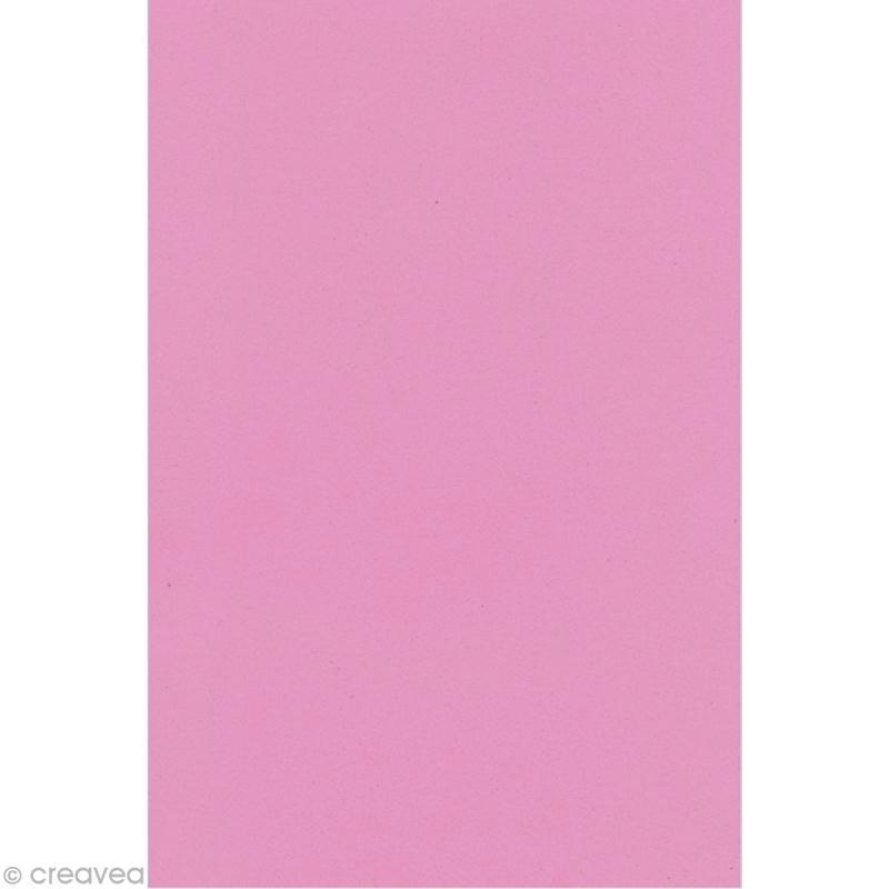 feuille de mousse crepla 20 x 30 cm rose clair feuille mousse creavea. Black Bedroom Furniture Sets. Home Design Ideas