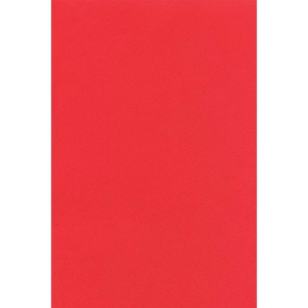feuille de mousse crepla 20 x 30 cm rouge feuille mousse creavea. Black Bedroom Furniture Sets. Home Design Ideas