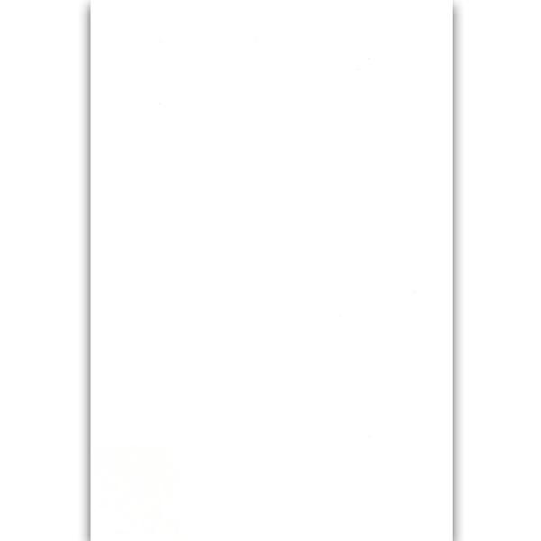 Feuille de mousse Crepla 20 x 30 cm blanc - Photo n°1