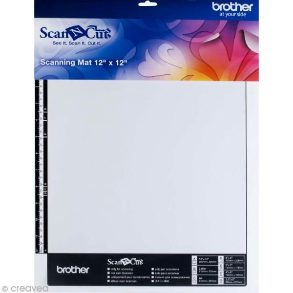 Accessoire Scan'n'cut - Support de numérisation 30,5 x 30,5 cm - Photo n°1