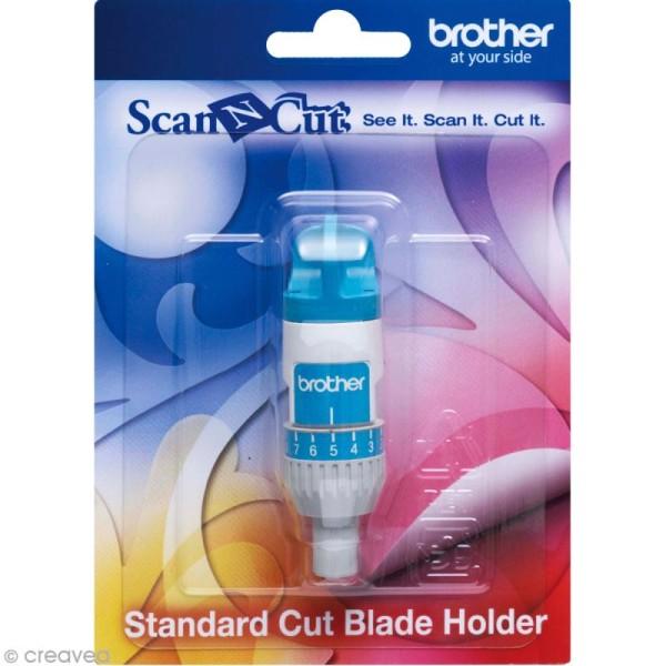 Accessoire Scan'n'cut - Support à lame de découpe standard (sans la lame) - Photo n°1