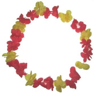 Collier à fleurs Espagnol