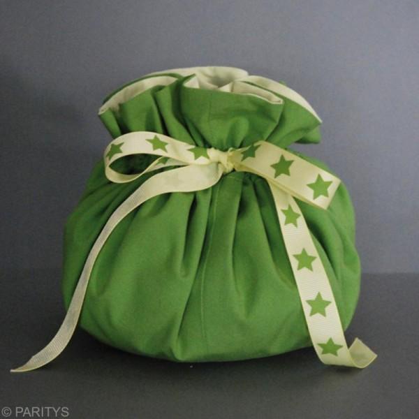 Tissu Frou Frou coton uni - A la coupe par 10 cm (sur mesure) - Photo n°5