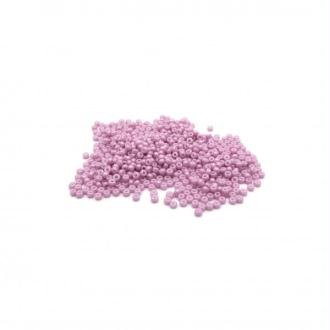Perles miyuki rocaille 11/0 vieux rose opaque lustre ref 599 par 10g