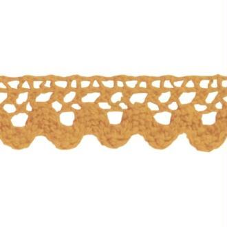 Ruban de dentelle en tissu adhésif - Mangue