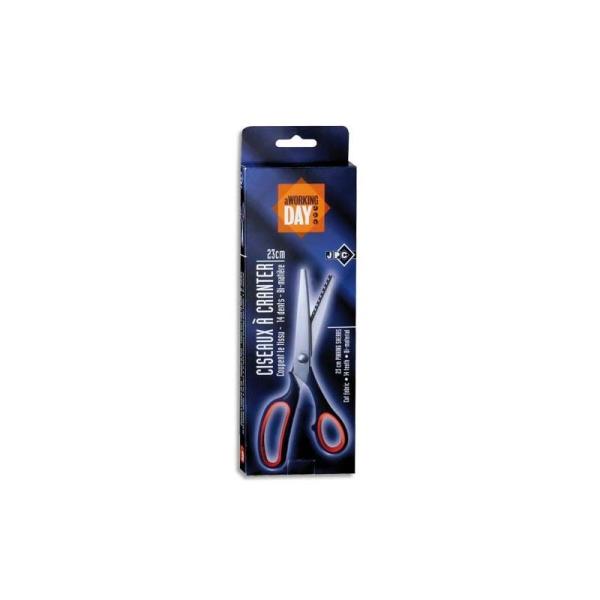 Ciseaux à cranter 14 dents JPC - Photo n°1