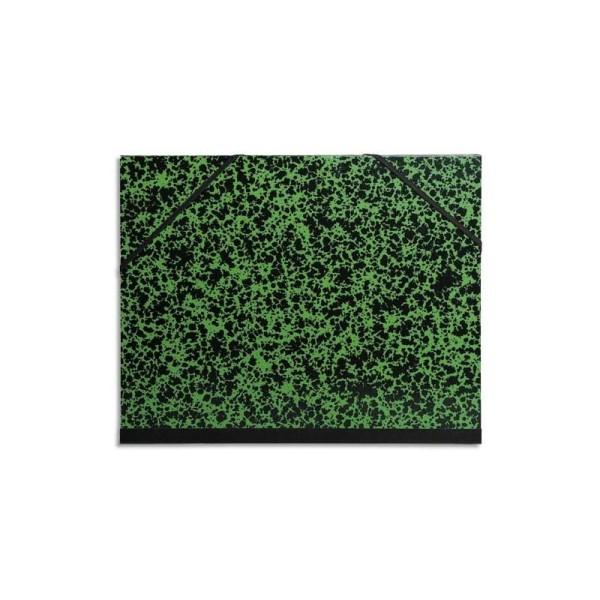 EXACOMPTA Carton à dessin avec élastiques annonay avec élastiques 37x52 cm - Photo n°1