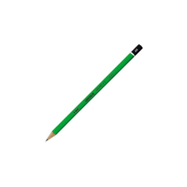 Crayon graphite tête trempée mine HB BIC CONTE CRITERIUM 550 - Photo n°1