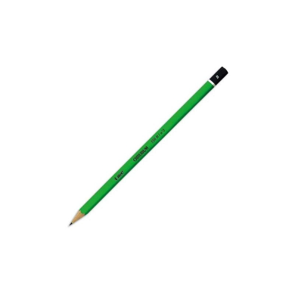 Crayon graphite tête trempée mine B BIC CONTE CRITERIUM 550 - Photo n°1