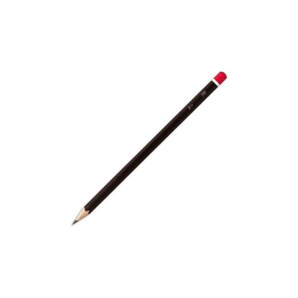 Crayon graphite tête trempée mine HB Eco 5* - Photo n°1