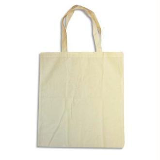 PW INTERNATIONAL Sac shopping en coton à décorer format 375 x 420 mm
