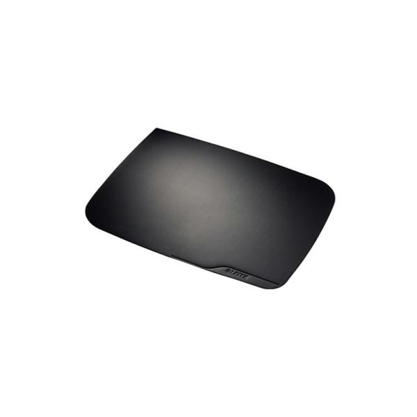 Sous-main Soft-Touch 530 x 400 mm noir - Photo n°1