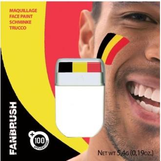 Maquillage fanbrush Belgique