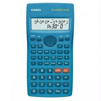 Calculatrice école primaire FX Junior Plus CASIO