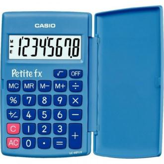 Calculatrice école primaire Petite FX bleu CASIO