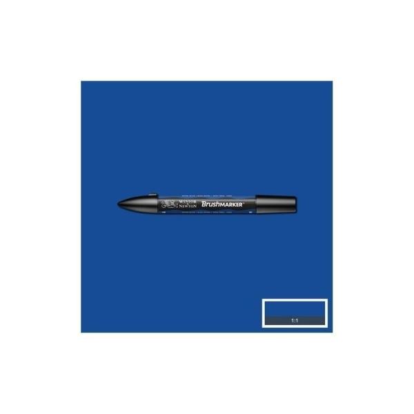 Brushmarker - bleu royal v264 - Photo n°1