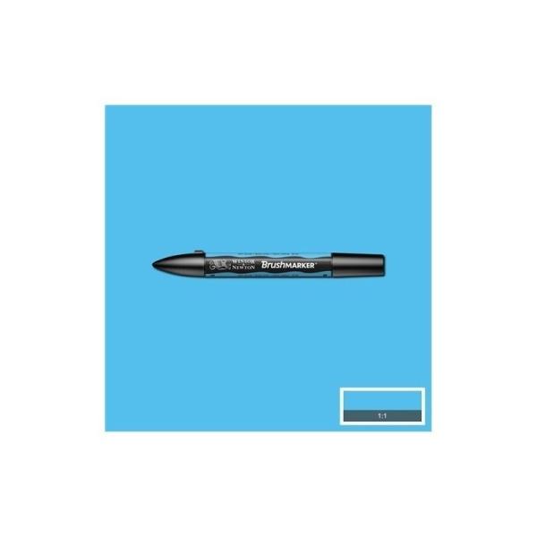 Brushmarker - bleu ciel b137 - Photo n°1