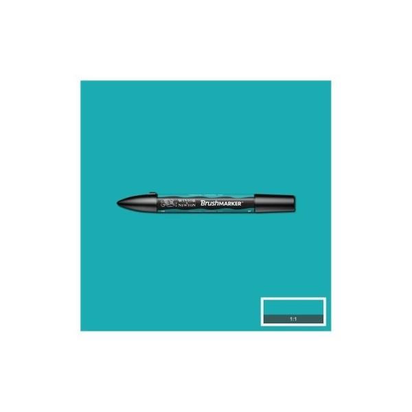 Brushmarker - turquoise c247 - Photo n°1