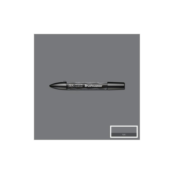 Brushmarker - gris froid 4 cg04 - Photo n°1