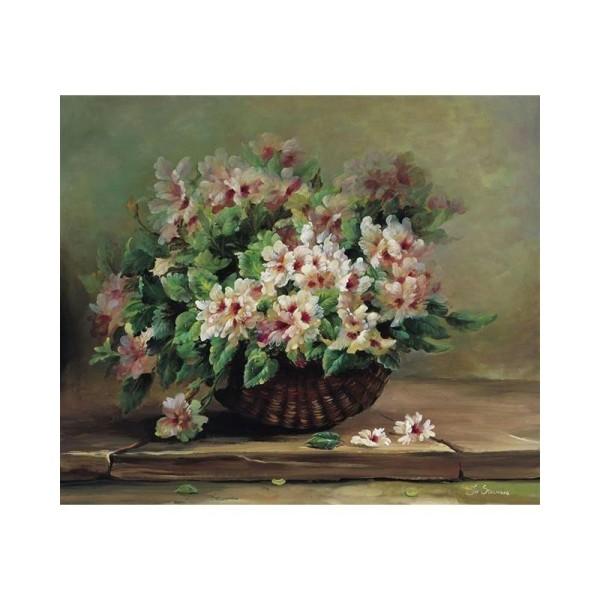 Image 3D - 0720130 - 24x30 - paniers de fleurs - Photo n°1