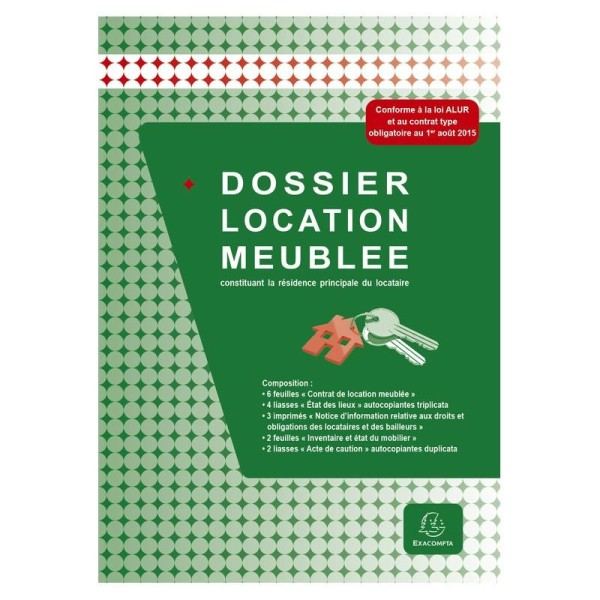 Dossier location meublée - Photo n°1