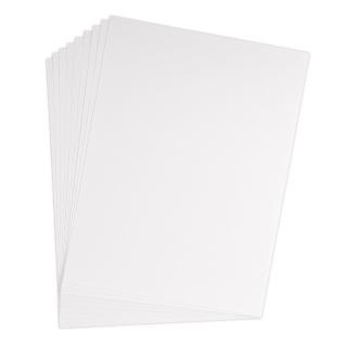 Feuille dessin à grain 50x65 cm 180g blanc