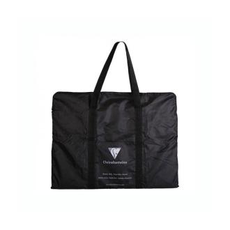 Portofolio clairefontaine sac pour carton à dessin 59x75 cm noir