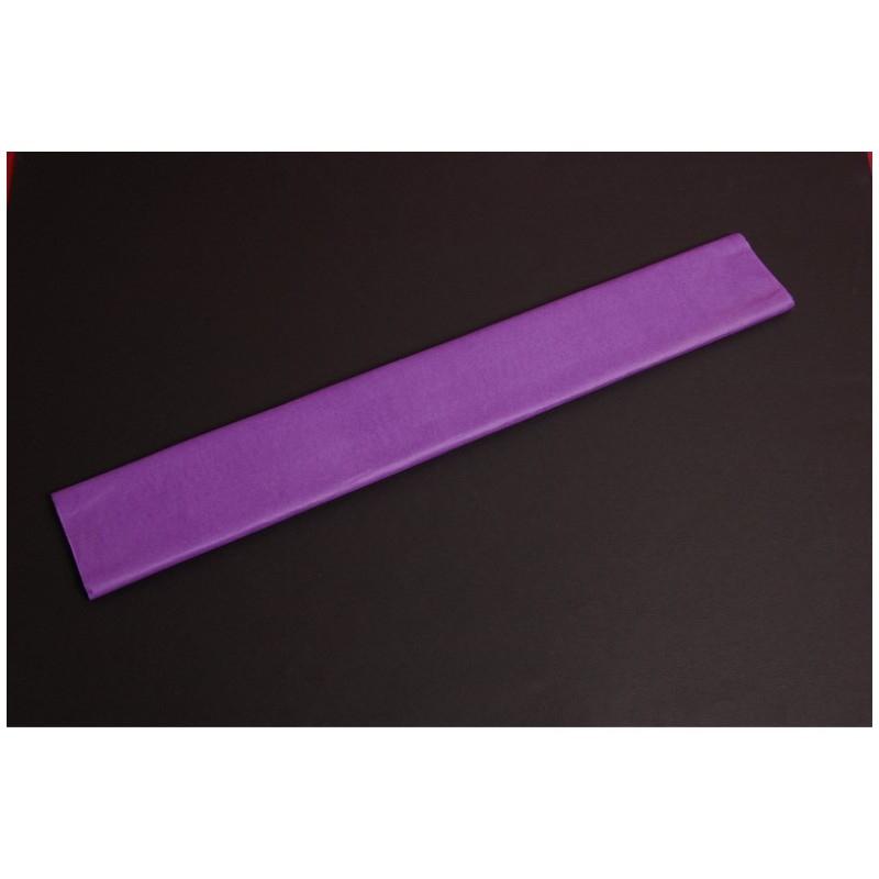 papier de soie 0 75x0 50m 8 feuilles mauve papier de soie uni creavea. Black Bedroom Furniture Sets. Home Design Ideas