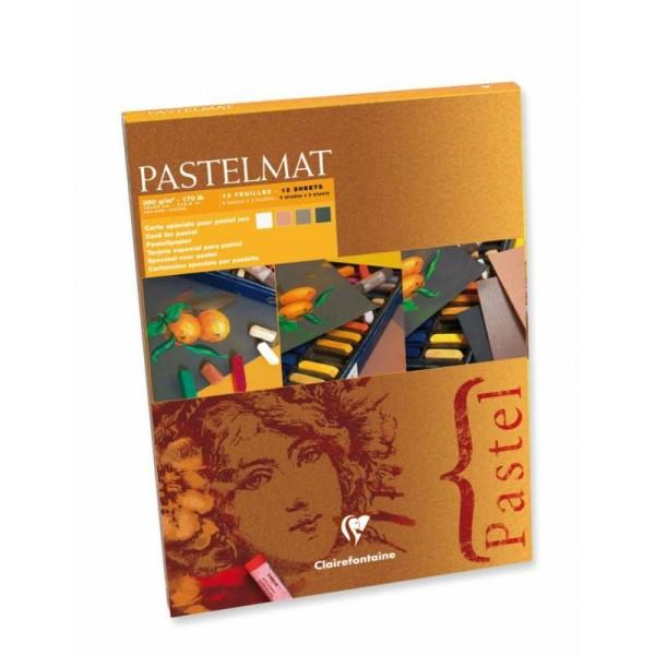 Bloc pastel pastelmat 360g 18x24 cm - Photo n°2