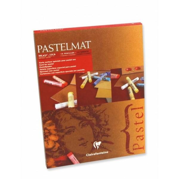 Bloc pastel pastelmat n°5 360g 18x24 cm - Photo n°2