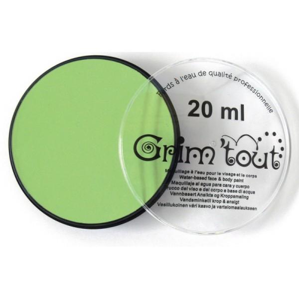 Maquillage galet 20 ml - vert anis - Photo n°1