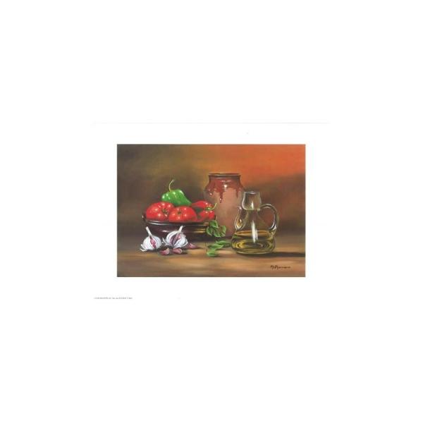 Image 3D - astro 342 - 24x30 - poivrons et huile - Photo n°1