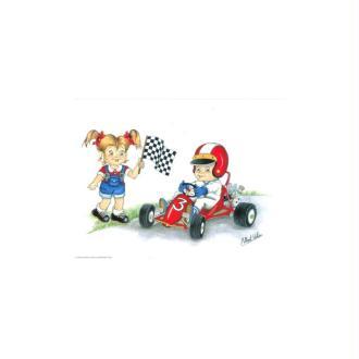 Image 3d - venezia 281 - 24x30 - enfants karting