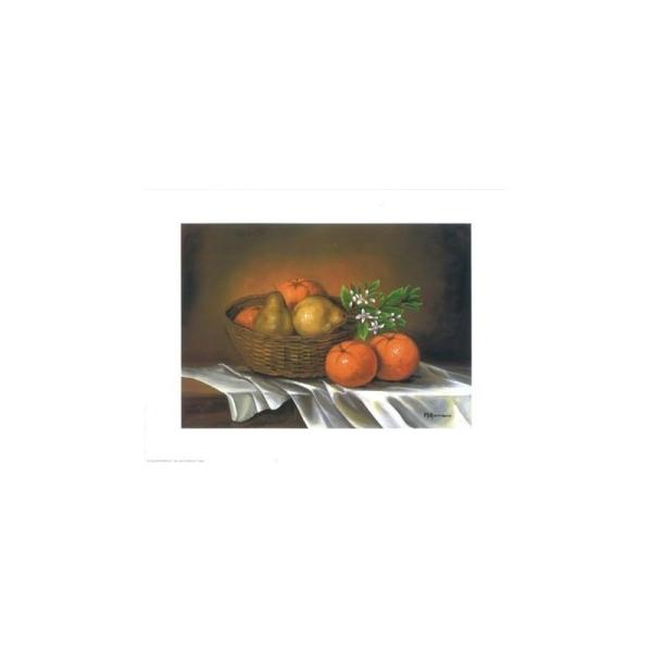 Image 3D - astro 343 - 24x30 - fruits dans panier - Photo n°1