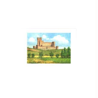 Image 3d - astro 535 - 24x30 - château dans la vallée