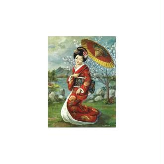 Image 3d - 800857 - 20x25 - chinoise ombrelle gauche -
