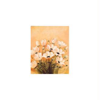 Image 3d - 0500004 - 20x25 - fleurs blanches
