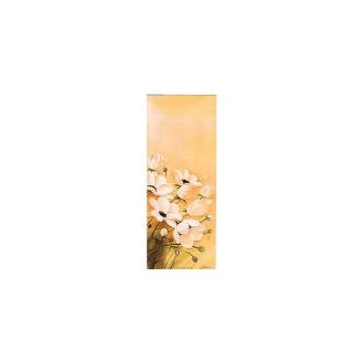 Image 3d - 0250005 - 10x25 - fleurs blanches