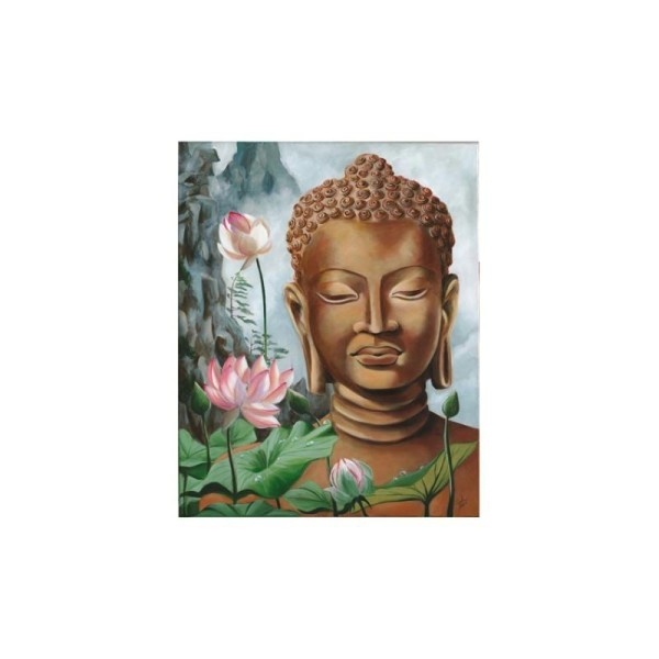 Image 3D - gk3040048 - 30x40 - bouddha - Photo n°1