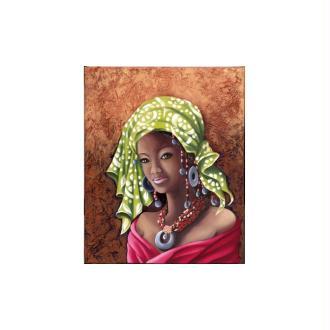 Image 3d - gk3040049 - 30x40 - africaine fuchsia