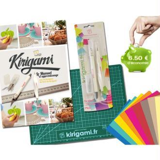 Kit complet kirigami