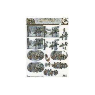 Carte 3D prédéc. - n°157