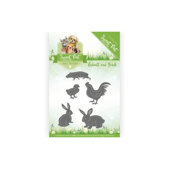 Die - amy design - sweet pet - animaux basse cour