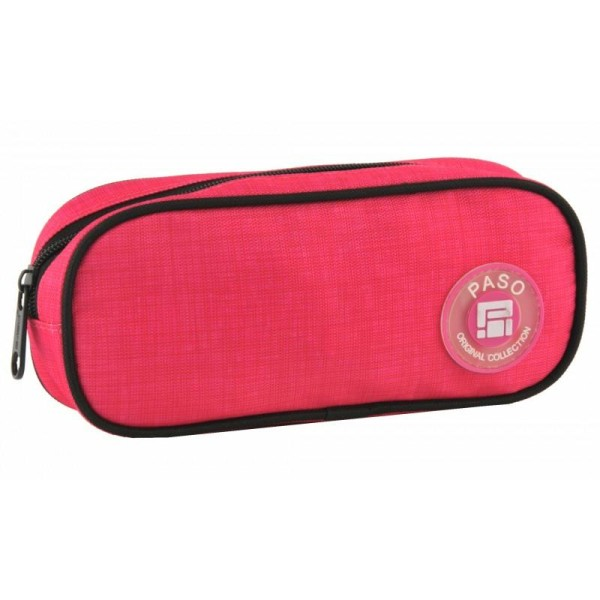 Trousse rectangulaire  - Rose - Photo n°1